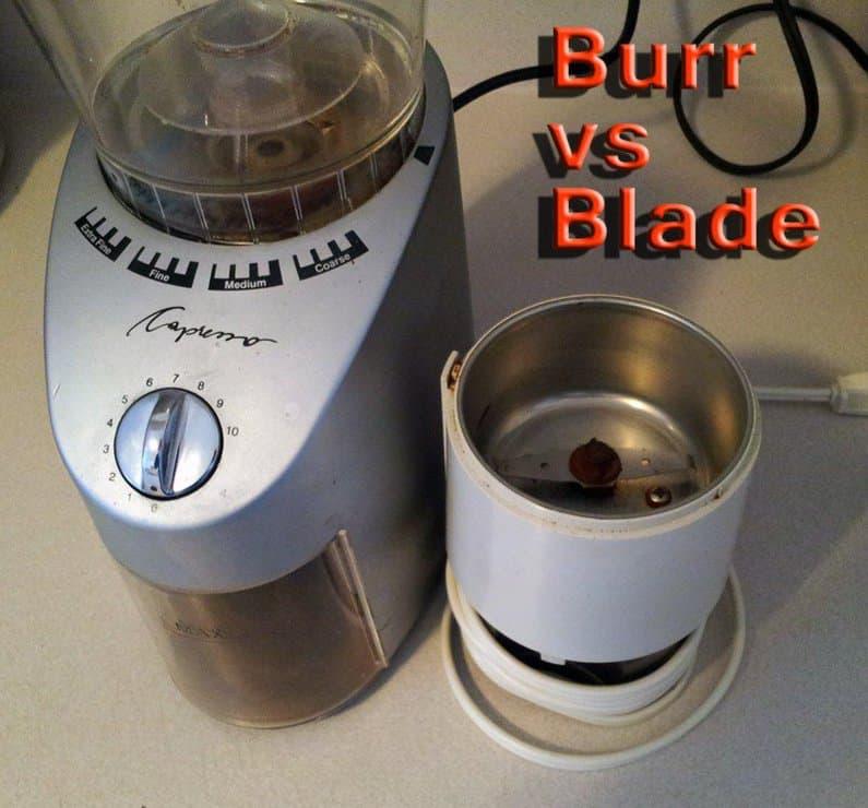 Blade Vs Burr Grinder 1