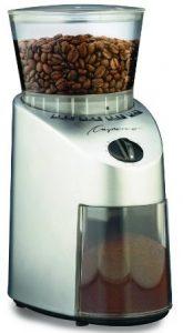 Capresso 550 Burr Coffee Grinder