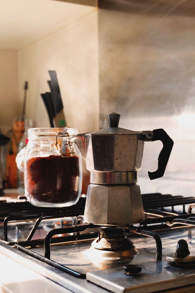 Moka Pot Eric Barbeau Unsplash