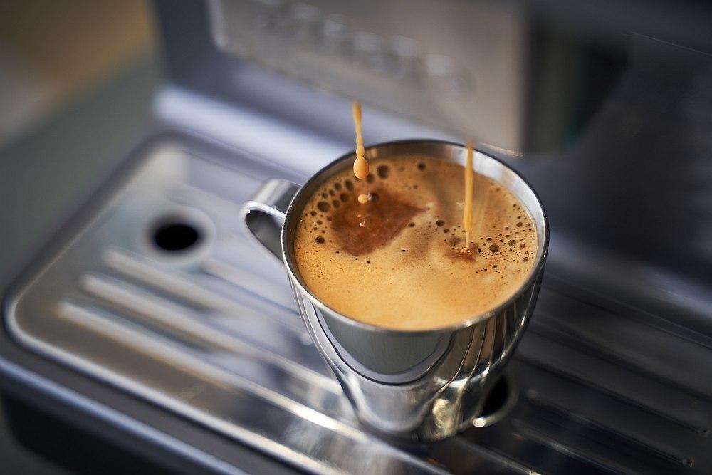 Pulling Espresso Shot Nathan Mullet Unsplash